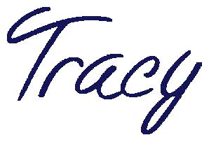 tracysignature